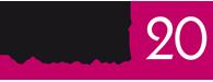 Venti 20 Logo